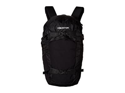 Burton Day Hiker Pinacle Pack (True Black Ripstop) Day Pack Bags