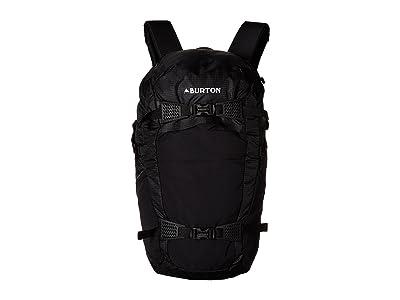 Burton Day Hiker Pinacle Pack (True Black Ripstop) Day Pack Bags