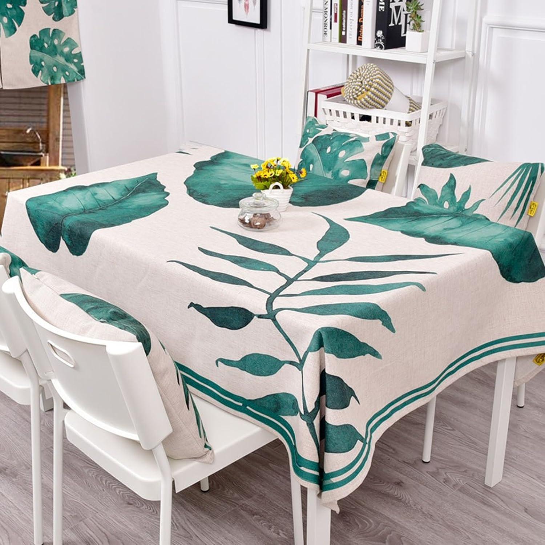 buena calidad Manteles Mantel de lino, mesa de café Cubierta Cubierta Cubierta Fruta de tela Mesa de comedor Rectángulo Mantel ( Color   1  , Tamao   140180CM )  sorteos de estadio