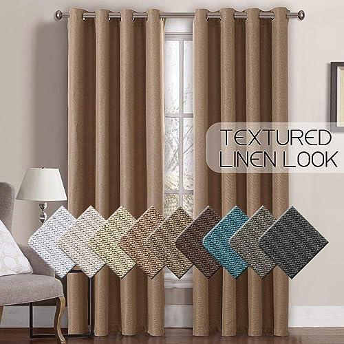 Rustic Curtains: Amazon.com