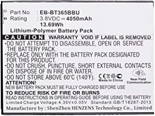 Synergy Digital Synergy Digital Battery Compatible Samsung Galaxy Tab Active 2 8.0 LTE Tablet Battery (Li-Pol, 3.8V, 4050 ...