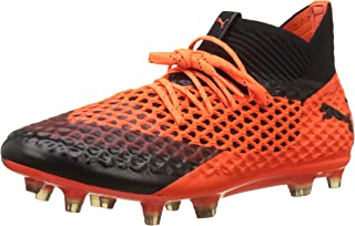 PUMA Future 2.1 Netfit FG/AG, Chaussures de Football Homme