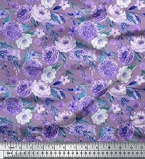 Best floral print fabric wholesale Reviews