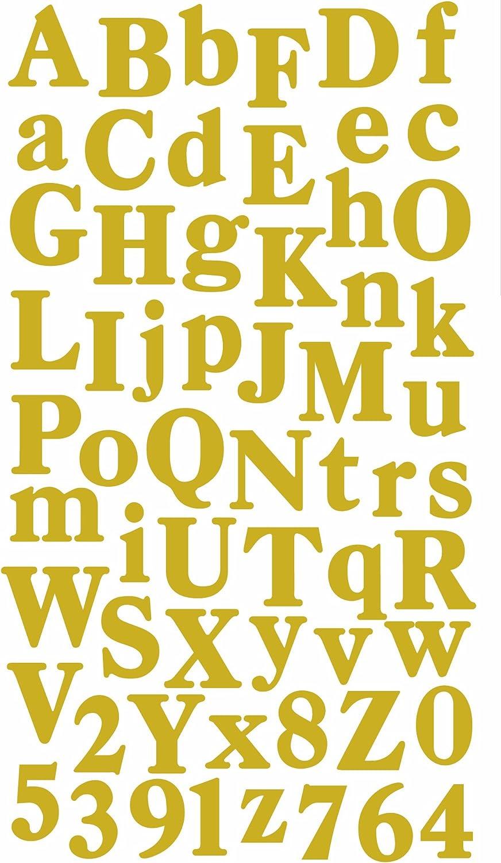 Unbekannt Sticko Alphabet Aufkleber B0062VQLMW B0062VQLMW B0062VQLMW | New Products  fbcf7e