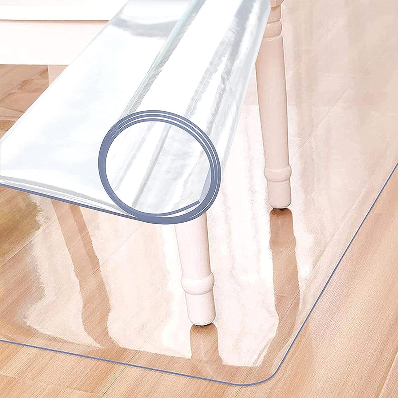 TTOOD Transparent Chair Cushion SALENEW very popular Transparen Mat Protector online shop Floor