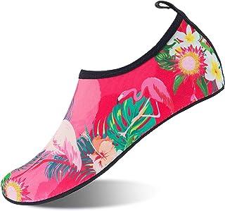 Waterschoenen Barefoot Quick-Dry Slip On Aqua Yoga Beach Surf Zwemsokken voor Mannen Vrouwen