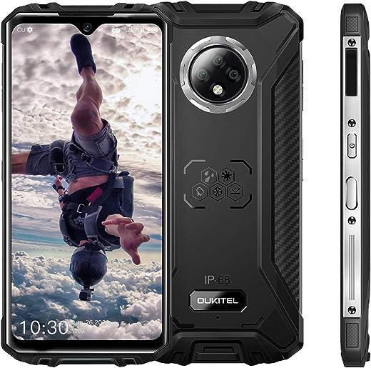 OUKITEL WP8 Pro Unlocked Rugged Smartphone, Android 10 4GB RAM + 64GB...