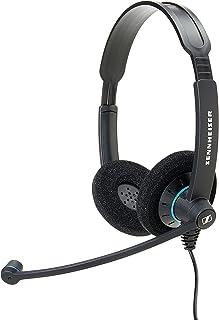 ゼンハイザー SC 60 USB CTRL 504549 両耳USBヘッドセット、コールコントロール機能付 [並行輸入品]