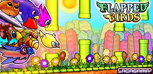 『Flapped Birds: Jump Adventure - Juega gratis』のトップ画像