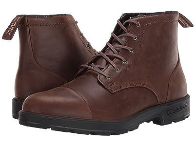 Blundstone BL1935 (Antique Brown w/ Toe Cap) Boots