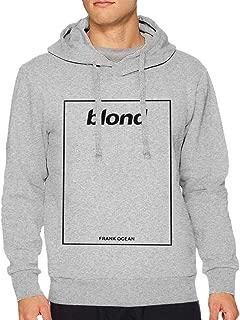 Mens Blond Frank Ocean Long Sleeve Classic Drawstring Sweatshirt