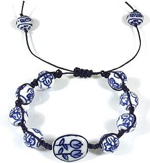 Best navy blue shamballa bracelet Reviews