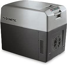 Dometic Tropicool TC 35 - Nevera termoeléctrica portátil, conexiones 12 / 24 / 230 V,  33 litros de capacidad, clasificación energética A++
