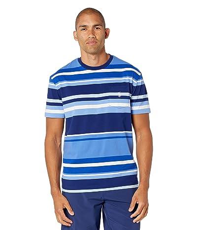 Polo Ralph Lauren Classic Fit Striped Pocket T-Shirt