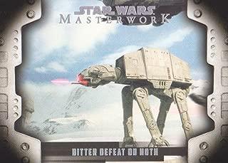 2017 Topps Star Wars Masterwork Evolution of the Rebel Alliance Insert Card #LP-7