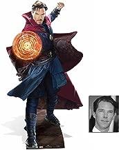 Fan Pack - Doctor Strange (Benedict Cumberbatch) Lifesize Cardboard Cutout/Standee / Standup - Includes 8x10 Star Photo