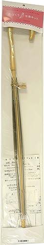 selección larga Fukusan kit sombrilla hecha a mano de madera tipo (costillas (costillas (costillas 48.5cm) [Albergue de Shiraki] FUK-101  compras en linea