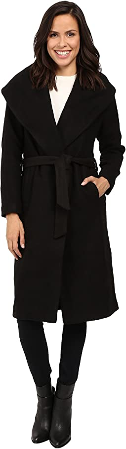 ONLY - New Scoop Drapy Coat