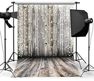 FUT Wooden Theme Photography background Vinyl Cloth Backdrop(Updated Material)