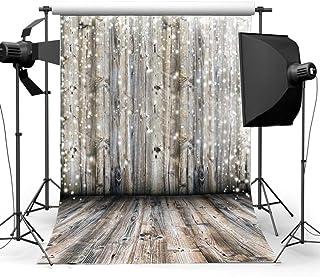 FLORATA Hintergrund für Fotografie aus Vinyl Stoff mit verschiedenen Motiven, 1,5x 0,9m