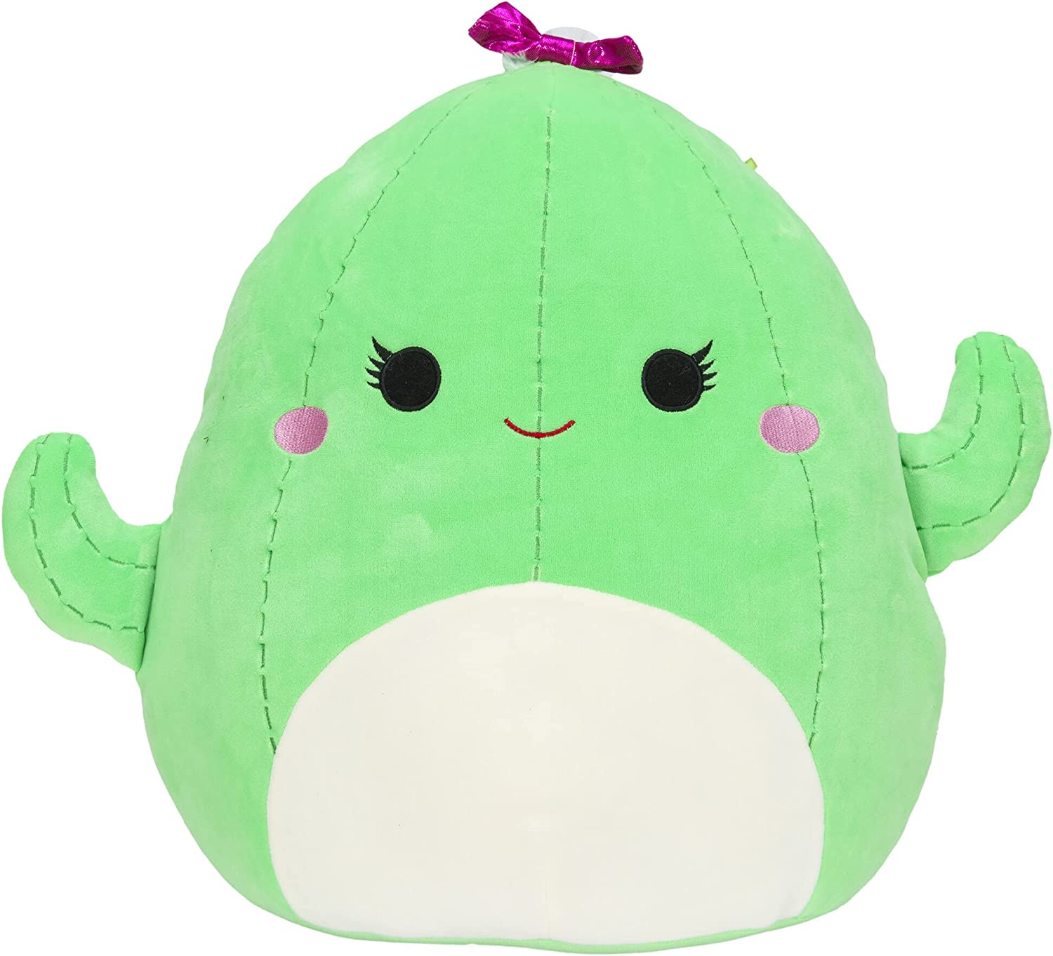 Squishmallow 16-Inch Cactus - Add Maritza to Your Squad, Ultrasoft Stuffed Animal Large Plush Toy, Official Kellytoy Plush