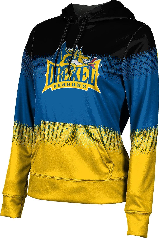 ProSphere Drexel University Girls' Pullover Hoodie, School Spirit Sweatshirt (Drip)