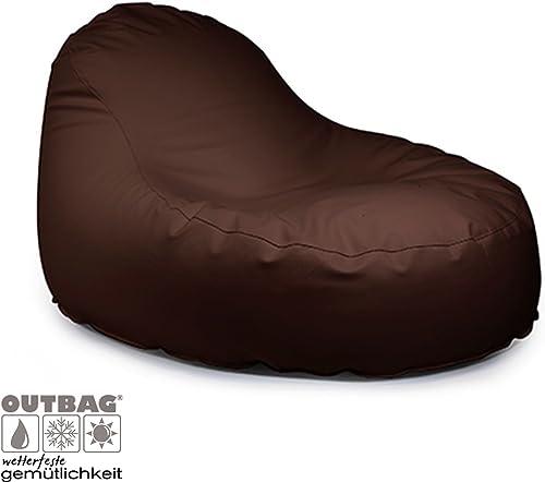 Outbag Slope XL Deluxe Gabler24 Puf, Tela, marrón