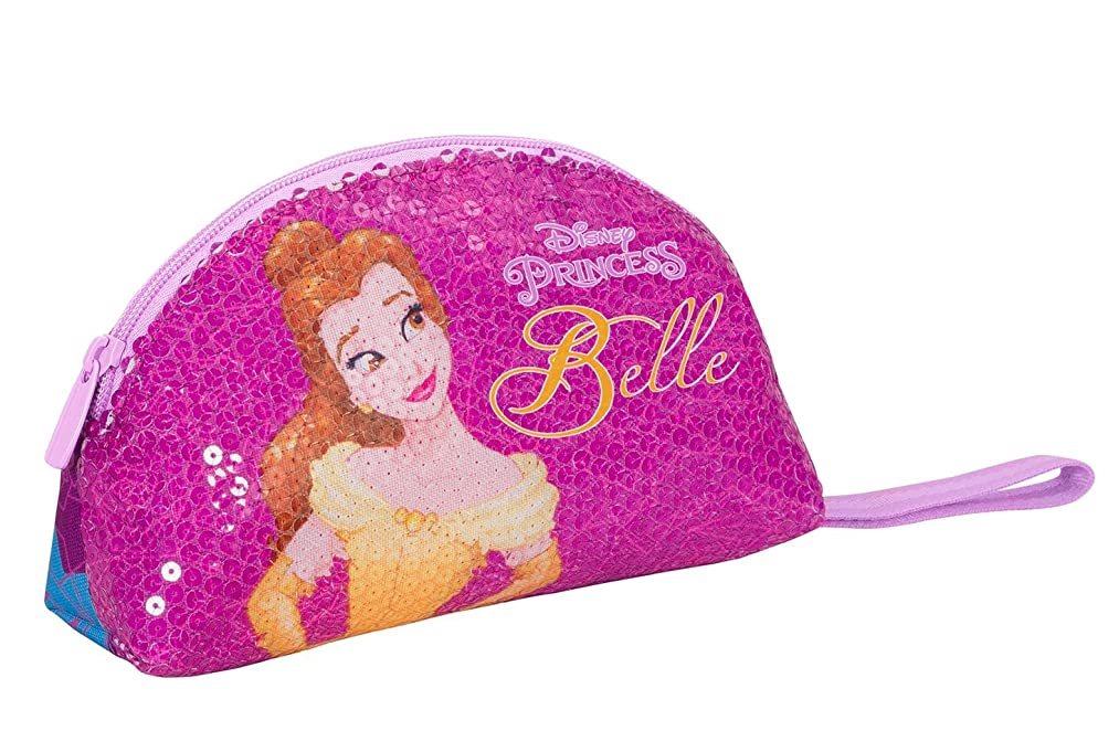 Pencil Bag - DISNEY - BEAUTY AND THE BEAST - Pink