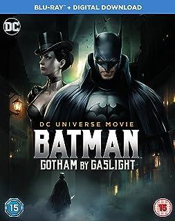 Gotham By Gaslight [Edizione: Regno Unito] [Reino Unido] [Blu-ray]