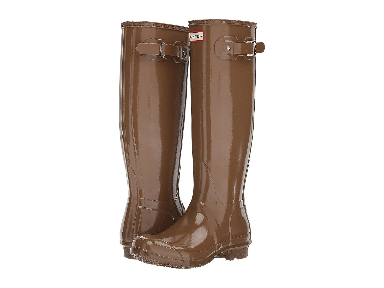 Gentlemen/Ladies:Hunter Boots:flagship Original Tall Gloss Rain Boots:flagship Gentlemen/Ladies:Hunter store a3236e