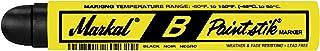 Markal 80223 B Paintstik Solid Paint Ambient Surface Marker Black (Pack of 12)