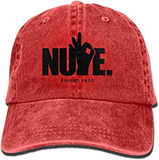 Nupe Kappa Alpha Psi and Ok Hand Gesture Cowboy Hat Rear Cap Adjustable Cap