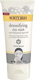 Burt's Bees Detoxifying Clay Mask, 70.8 Grams