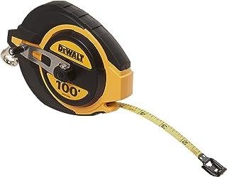 DEWALT Tape Measure, Closed Case, 100-Foot (DWHT34036L)