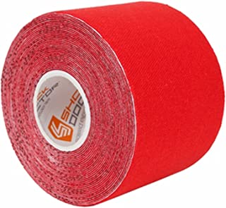 Shock Doctor 1870-20 Kinesiology Tape, Multi Color
