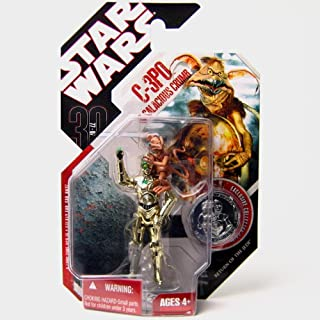Star Wars Basic Figure C-3PO with Salacious Crumb