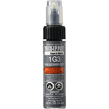 Genuine Toyota 00258-001G3-21 Magnetic Gray 1G3 Touch-Up Paint Pen (.44 fl oz, 14 ml)