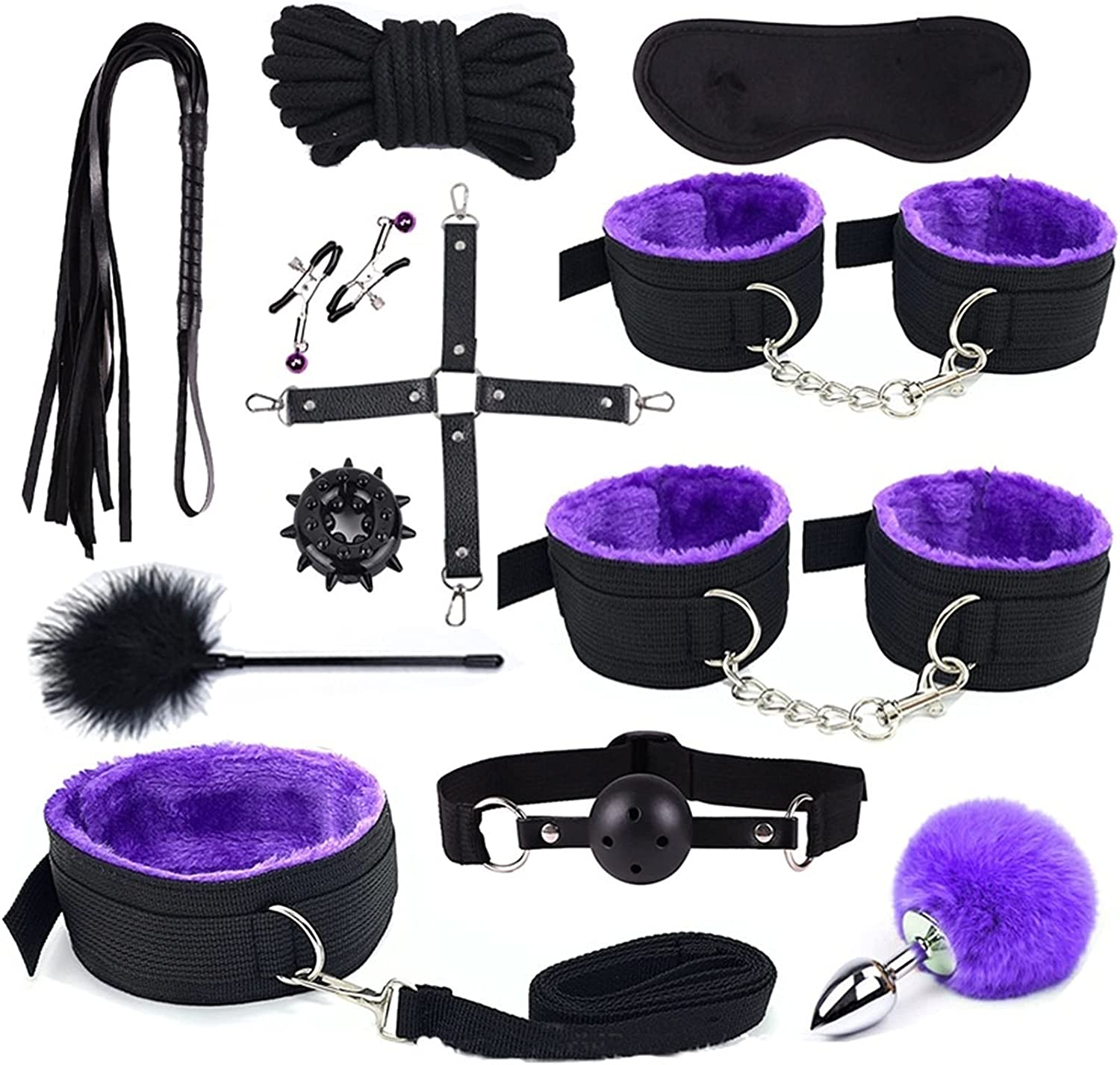 Outlet ☆ Free Shipping 12 Pcs Set Adult Fixed Bar Bondage Max 70% OFF S Sprẹạdẹr SM