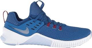 Nike Free Metcon Americana Mens Aq0630-441,Gym Blue/Gym Blue/White/Team Red,14