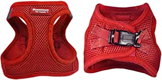 Downtown Pet Supply Best No Pull, Step in Adjustable Dog Harness with Padded Vest, Easy to Put on Small, Medium and Large ...