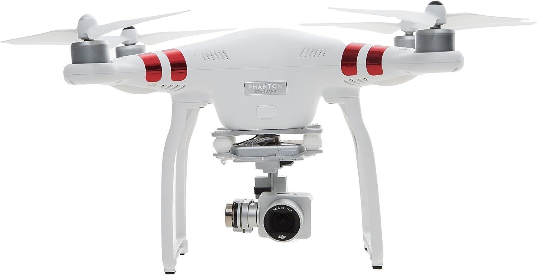 DJI Phantom 3 Standard Quadcopter Drone with 2.7K HD Video Camera