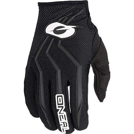 O Neal Fahrrad Motocross Handschuhe Kinder Mx Mtb Mountainbike Enduro Motorrad Sichere Passform Ergonomische Polsterung Tpr Streifen Element Youth Glove Schwarz Größe Xl Auto