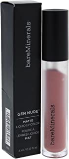 ベアミネラル Gen Nude Matte Liquid Lipcolor - Slay 4ml/0.13oz並行輸入品