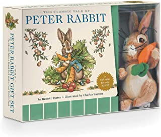 The Peter Rabbit Plush Gift Set: Including a Classic Board Book and Peter Rabbit Plush