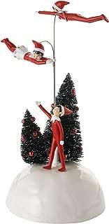 Department 56 Village Elf on the Shelf Flying Elves Animated, 7.87 inch
