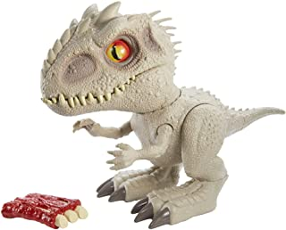Jurassic World Feeding Frenzy Indominus Rex with Lights and Sounds GMT90