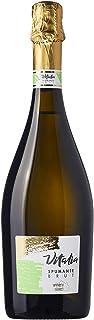 【軽やかなレモンの香りのキリっとスパークリング】 SOLIMO ヴィタリア・スプマンテ・ブリュット・ルビコーネ・I.G.P. 750ml [イタリア/スパークリングワイン/辛口/winery direct] 【Amazonブランド】