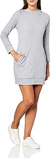 FIAN Comodo Vestido Sudadera Moda para Mujer Tela Stretch 51