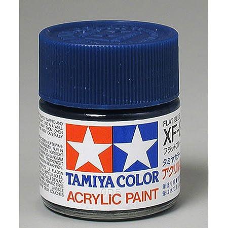 Tamiya 81004 Acrylic X4 Gloss,Blue