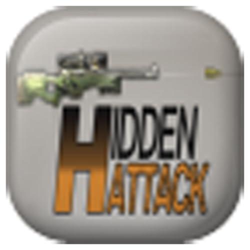 HiddenAttack (FPS + AR Game)